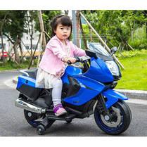 Детский мотоцикл на аккумуляторе FT316 с мягкими колесами, фото 2