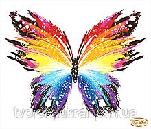 """Схема для вишивки бісером """"Метелик"""""""