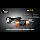 Фонарь Fenix TK50 Cree XP-G (R5), фото 6
