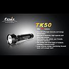 Фонарь Fenix TK50 Cree XP-G (R5), фото 10