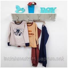 Пижама детская ТМ Фламинго для мальчиков, ластик (артикул 263-1005)