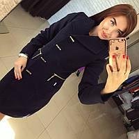 """Женское кашемировое красивое пальто """"Sabina"""""""