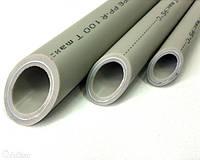 Труба полипропиленовая диаметр 25 мм армированная алюминием PPR-AL-PPR Stabi для систем отопления