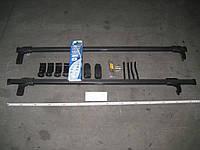Багажник на УАЗ Патриот с гладкой крышей