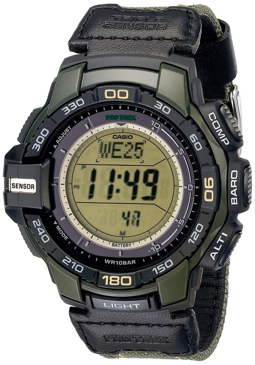 Часы Casio Pro-Trek PRG-270B-3