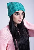 Красивая шапка на зиму