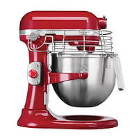 Планетарный миксер KitchenAid PROFESSIONAL 5KSM7990XEWH, 6.9 L, RED