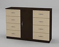 Комод 8+1 производитель мебельная фабрика Компанит