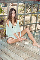 Женское легкое платье, пляжная туника