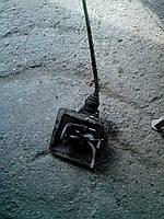 Крышка КПП УАЗ-469  Механизм переключения  передач