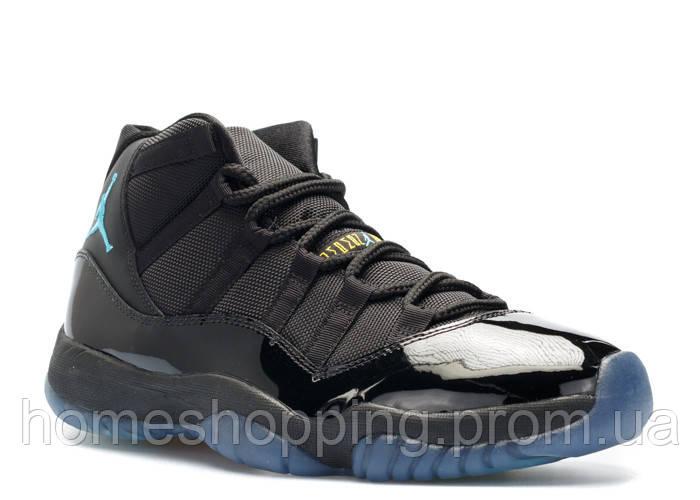 """Баскетбольные кроссовки Air Jordan 11 Retro """"Gamma Blue"""""""