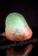 Соляная лампа Скала (6-7 кг)