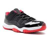 Баскетбольные кроссовки Air Jordan 11 Retro low bred, фото 1