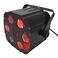 Светодиодный световой прибор Multibeam Light Free Color MBL110