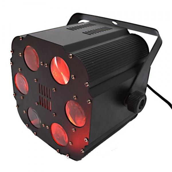 """Светодиодный световой прибор Multibeam Light Free Color MBL110 - IZUM Market: """"Подарки с изюмом!"""" в Одессе"""