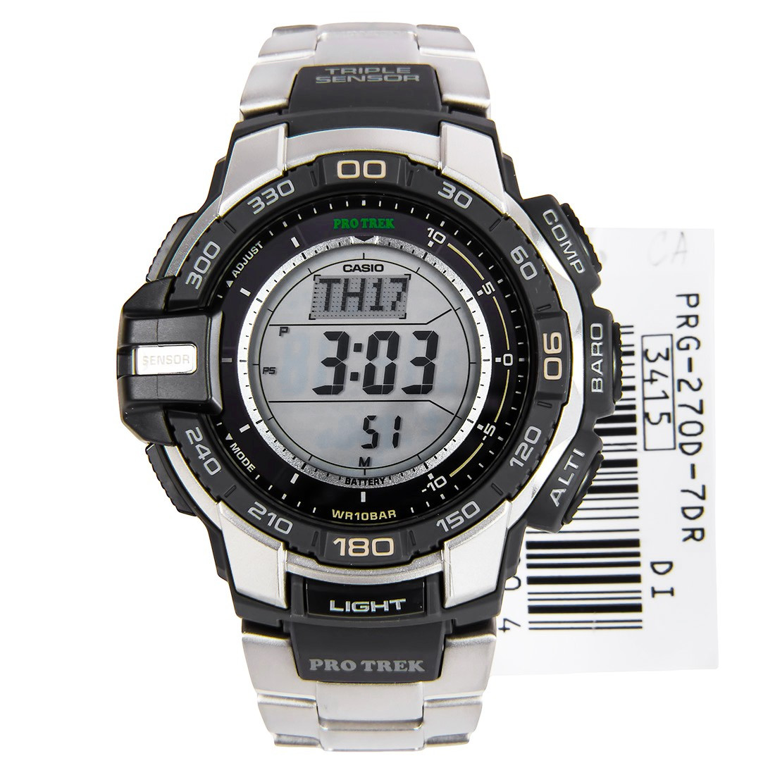 Часы Casio Pro-Trek PRG-270D-7
