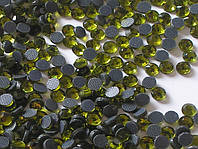 Камни SS3 темный оливка, фото 1