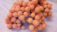 """Ягодки """"морозные"""" персиковые"""