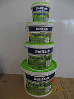 Краска водоэмульсионная Полифарб Фасад Ультра 4,2 кг.