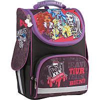 Рюкзак школьный каркасный Kite 501 Monster High-1