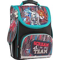 Рюкзак школьный каркасный Kite 501 Monster High-2