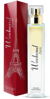 Женская парфюмерная вода Weekend Paris