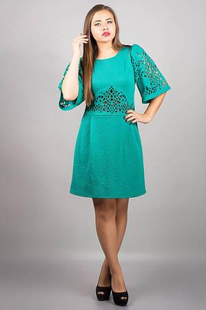 Платье Вивиана (бирюза)