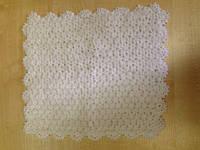 Мочалка вязанная ручной работы (Турция) белая