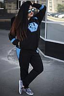 Женский спортивный костюм Плейн-78
