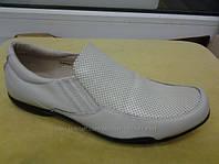 Детские кожаные туфли для мальчиков  размеры 31-36 31-36 36
