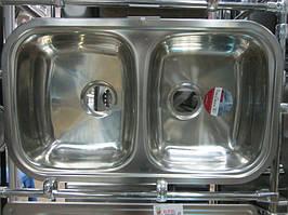 Мойка кухонная врезная Reginox REGENT 20 из нержавеющей стали
