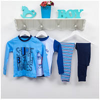 Пижама детская для мальчиков ТМ Фламинго, интерлок (артикул 249-212)