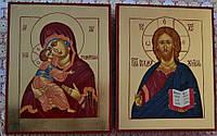 Писаные иконы Венчальная пара , фото 1