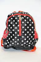 Рюкзак детский Gorangd - черный с красным