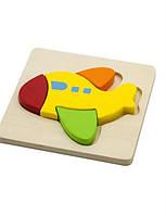 Пазл Viga Toys Самолет, фото 1