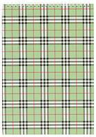 """Блокнот А5 на спирали 48 листов, """"шотландка"""", клетка. BuroMax"""