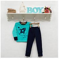 Пижама детская для мальчиков ТМ Фламинго, ластик (артикул 257-1005)