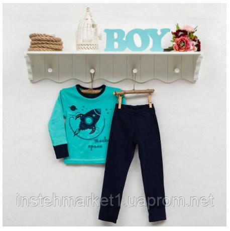 Пижама детская для мальчиков ТМ Фламинго 42fbdca494b4f