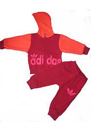 Спортивный костюм для девочки р.68-74см
