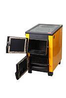 Твердопаливний котел Тайга, його характеристики і фото котел Вогник КОТВ 17.5