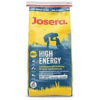 Josera high energy корм йозера энерджи для активных и рабочих собак 15кг