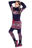 Платье - туника для девочки подростка