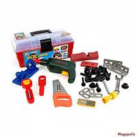 Игровой набор инструментов в чемодане 2059