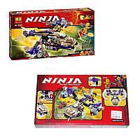 Конструктор Ninja (аналог Lego), NJ, 310 деталей