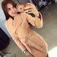 Пальто женское Глянец ян