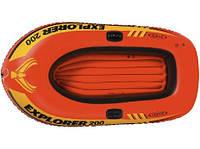 Intex 58330 (185х94х41 см.) Надувная лодка Explorer 200