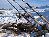 Ловля рыбы в реках и глубоких речных заливах ч.3