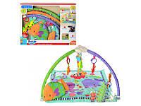 Развивающий коврик для младенца М1583 подводный мир