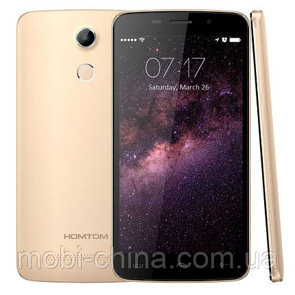 Смартфон Doogee HomTom HT17 PRO 16Gb Gold ' ' ' ', фото 2