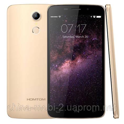 Смартфон HomTom HT17 8Gb Gold ' ' ' ', фото 2